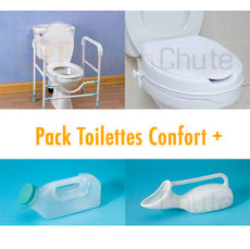 Pack TOILETTES Confort +