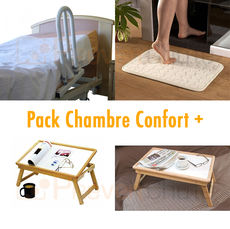 Pack CHAMBRE Confort +