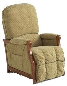 Fauteuil Releveur Invacare Baltimore Vert Olive