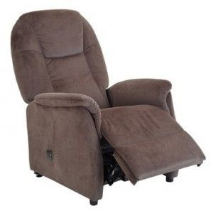 Fauteuil Releveur Relaxation Bergame velours