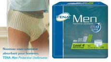 Slip Absorbant Tena Men Niveau 4 Underwear