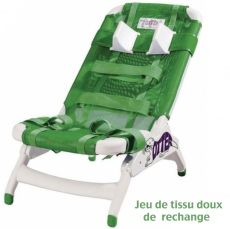 Tissu de rechange pour chaise de bain Otter