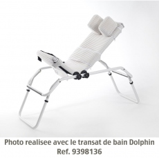 Base réglable pour Transat de bain Dolphin