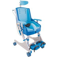 Fauteuil Seahorse Plus douche et wc pour enfant