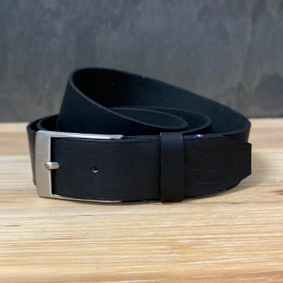 Ceinture Rectangle Noire