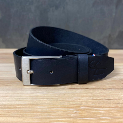 Ceinture Rectangle Bleu Nuit