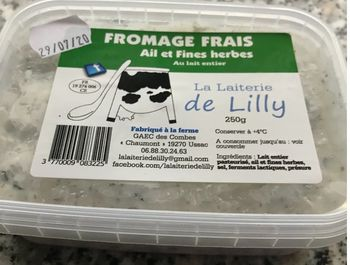 FROMAGE AIL / FINES HERBES