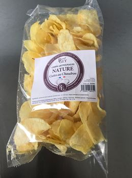 CHIPS ARTISANALES NATURE