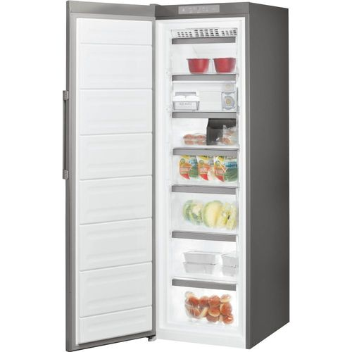 Cong lateur armoire 260 litres inox whirlpool uw8f2cxbin - Congelateur armoire 360 litres ...