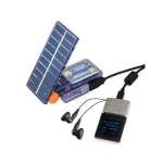 Chargeur solaire Uniross EQ0075