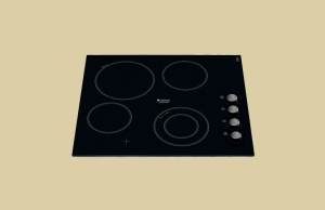 Table de cuisson HOTPOINT KEM645D