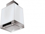 """5041002 """"ICE CUBE/2 600"""" ROBLIN Hotte centrale luminaire"""