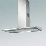 "Hotte décorative Broan HD240INOX ""Bassa"""