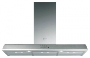 Hotte décorative Indesit HIP9IX