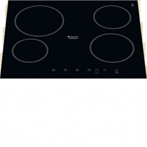 Table de cuisson HOTPOINT KRC640B