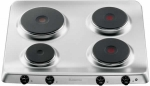 Table de cuisson HOTPOINT PF604HA/IX