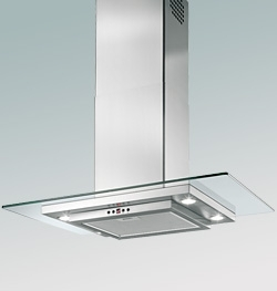 Hotte décorative Broan HD140INOX