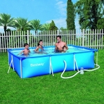 Piscine rectangulaire Tubulaire Bestway