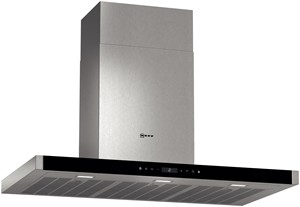 Hotte deco box 90 cm NEFF  D79MT64N1