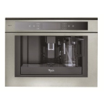 Expresso encastrable WHIRLPOOL ACE102IXL
