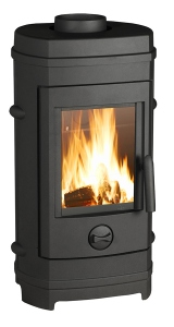 Poele A Bois En Fonte Invicta 601384 Remilly Anthracite Achat A Prix