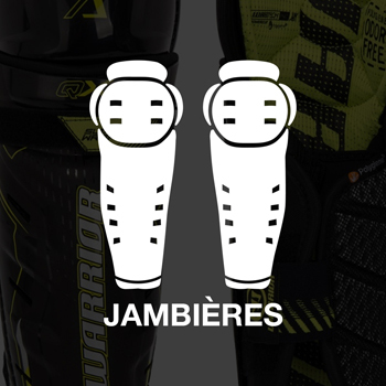 Jambières CCM Tacks 9040 junior à 49€ au lieu de 65€