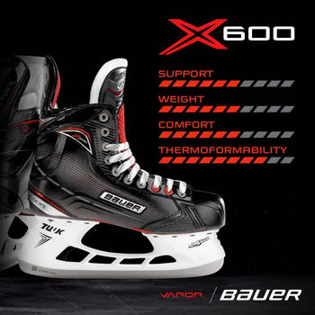 Patins Bauer Vapor X600-S17 Junior