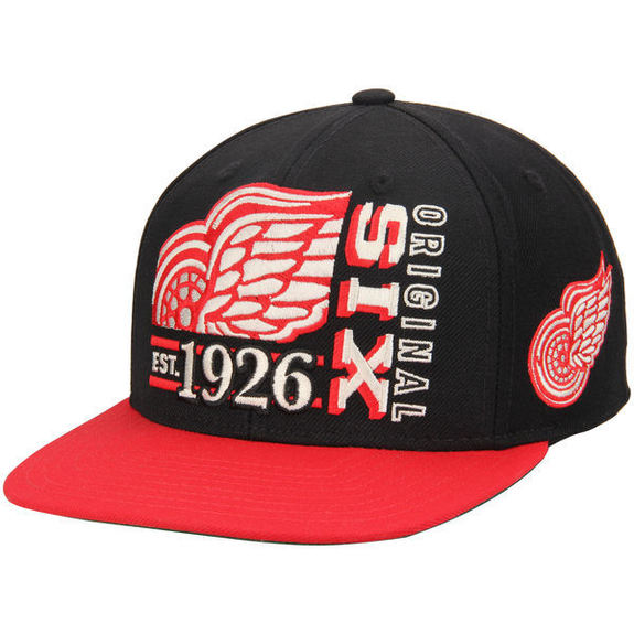 Casquette NHL Detroit Red Wings Snapback CCM