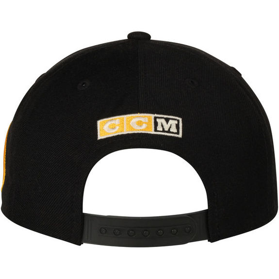Casquette NHL Boston Bruins Snapback CCM