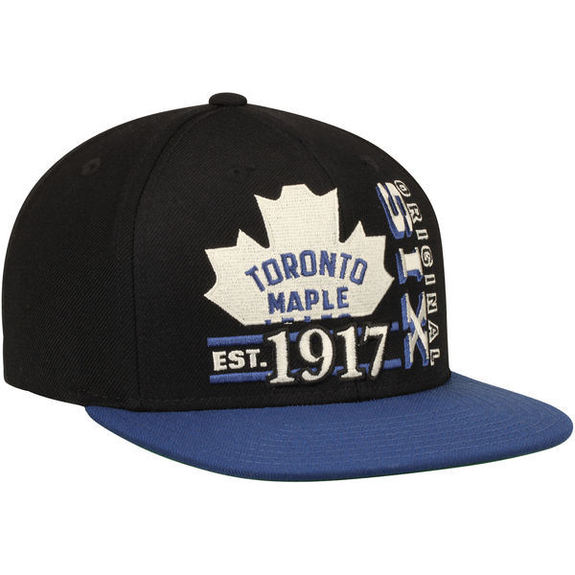 Casquette NHL Toronto Maple Leafs Snapback CCM