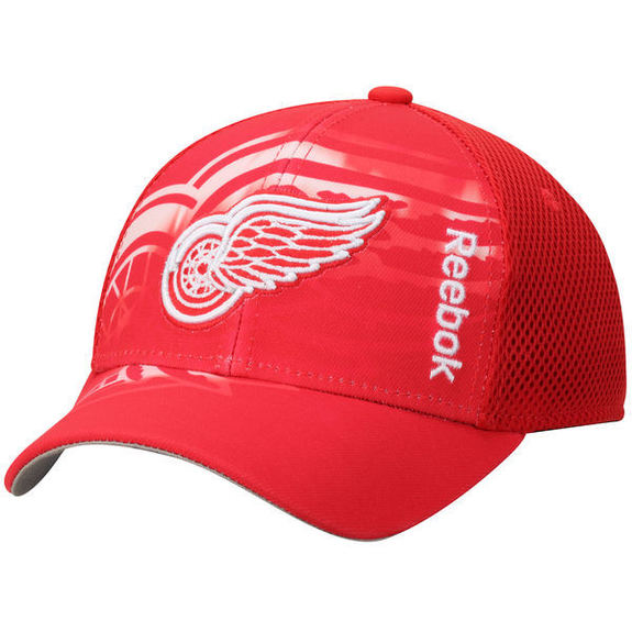 Casquette NHL Detroit Red Wings Hat Reebok