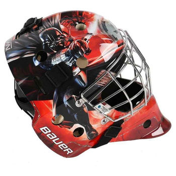 Masque gardien Bauer NME3 Stars Wars Dark Vador Junior