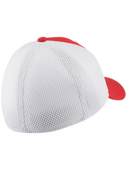 Casquette CCM Team Structured Mesh Snap back rouge