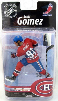 Figurine NHL Scott Gomez