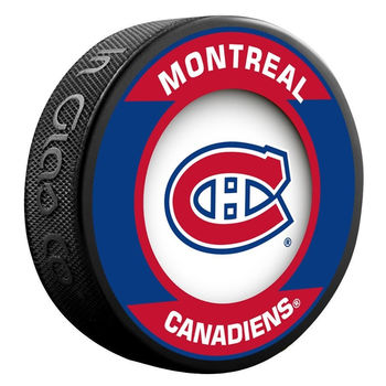 Palet NHL Montreal Canadiens