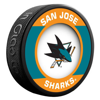 Palet NHL San Jose Sharks