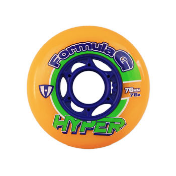 Roue hockey Hyper Formula G 76mm 76a