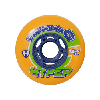 Roue hockey Hyper Formula G 80mm 76a