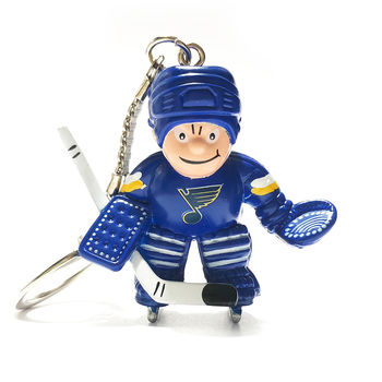 Porte clef NHL gardien Blues Saint Louis