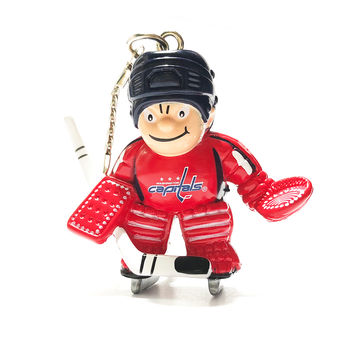 Porte clef NHL gardien Capitals Washington