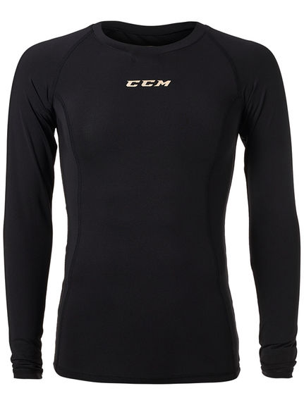 Teeshirt CCM Performance Compression senior
