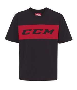 Teeshirt CCM True To Hockey noir/rouge