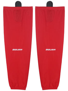 Bas Bauer serie flex senior rouge