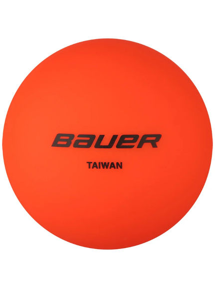 Balle Bauer Orange Street Hockey