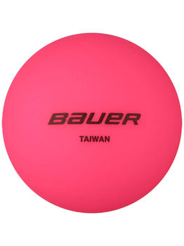 Balle Bauer Rose Street Hockey