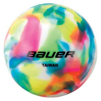 Balle Bauer Multicolor Street Hockey