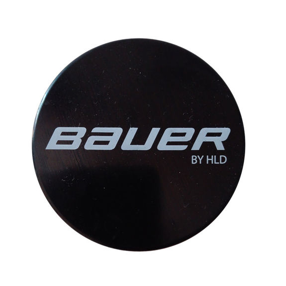 Palet officiel hockey sur glace Bauer