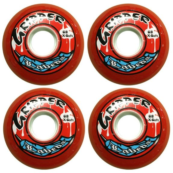 Roue hockey Labeda Gripper Xsoft 68mm