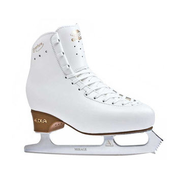 Patins Edea Overture Ivory Lame Mark IV