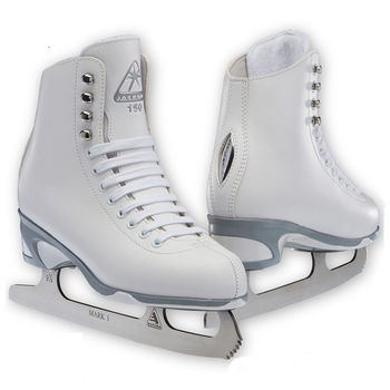 Patins Jackson 150 Blanc Lame Mark I